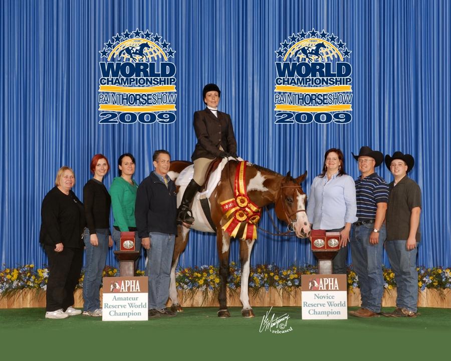 Coleen Bull Winner Circle